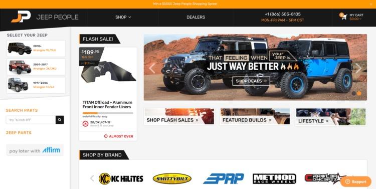 website for truck sales